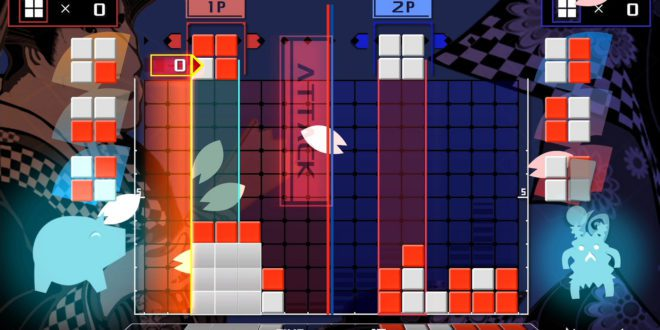 Lumines Remastered Game Review