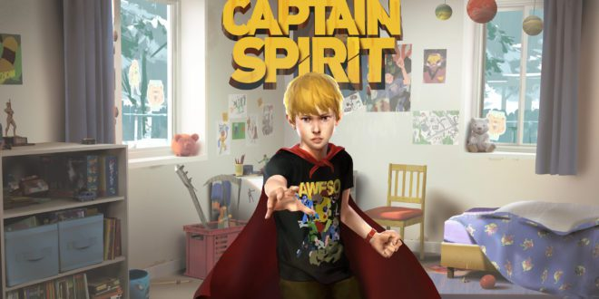 Bitgrum's Awesome Adventures of Captain Spirit Game Review