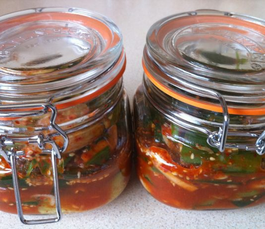 Kimchi, a Korean dish, is proven to have health benefits such as promoting proper digestion.