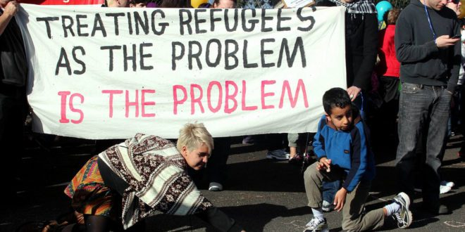 Proposed bill of Hungary restricts asylum-seekers and refugees