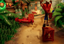 Crash Bandicoot N. Sane Trilogy Game Review