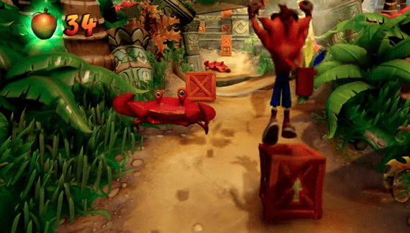 Crash Bandicoot N. Sane Trilogy Game Review